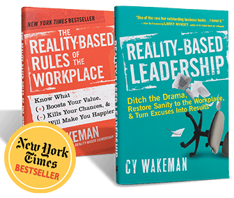 Cy Wakeman Reality Based books