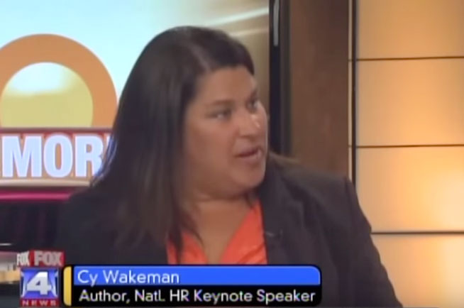 WDAF News Clip - Reality-Based Rules of the Workplace