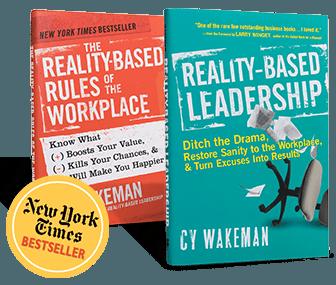 Cy Wakeman Reality Based books