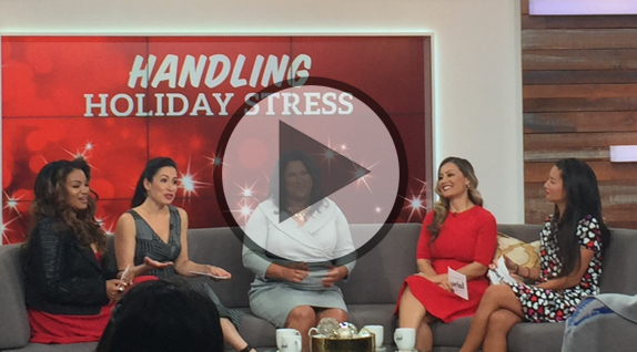 The Social - Dealing with Holiday Stress