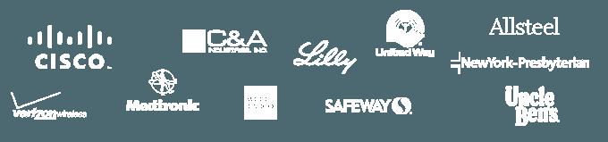 Mobile Client Logos